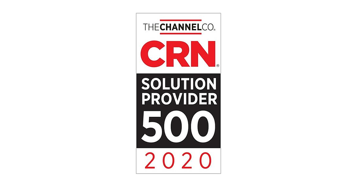 SSI Recognized on CRN's 2020 Solution Provider 500