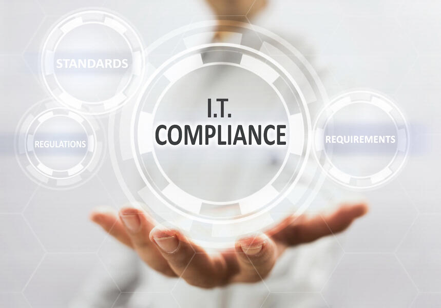 What is IT Compliance as a Service? | Systems Solution, Inc. (SSI)