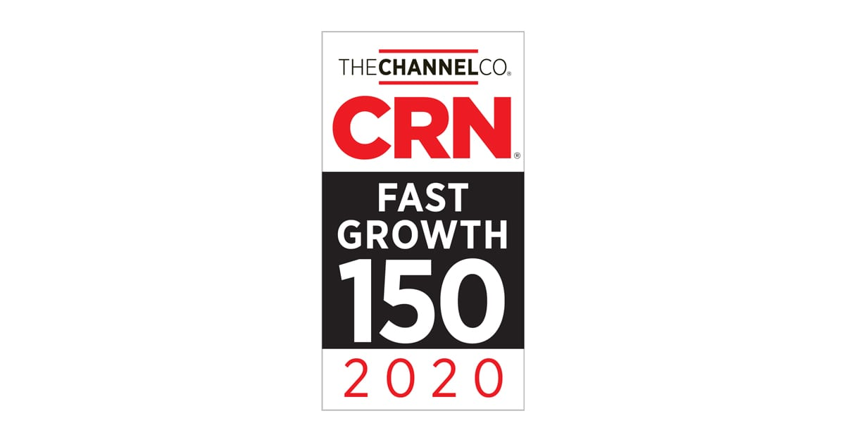 SSI Ranks 81 on the 2020 CRN® Fast Growth 150 List